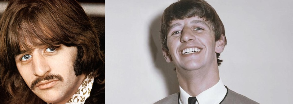 7 de Julho – 1940 – Ringo Starr, nascido 'Richard Starkey', vocalista (Álbuns Solo) e baterista inglês (The Beatles).