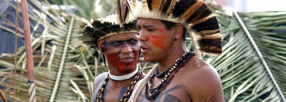 19 de Abril - Dia do Índio no continente americano.