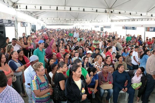 19 de Agosto – Inaugurações VPS - Indústria — Vianópolis (GO) — 69 Anos em 2017.
