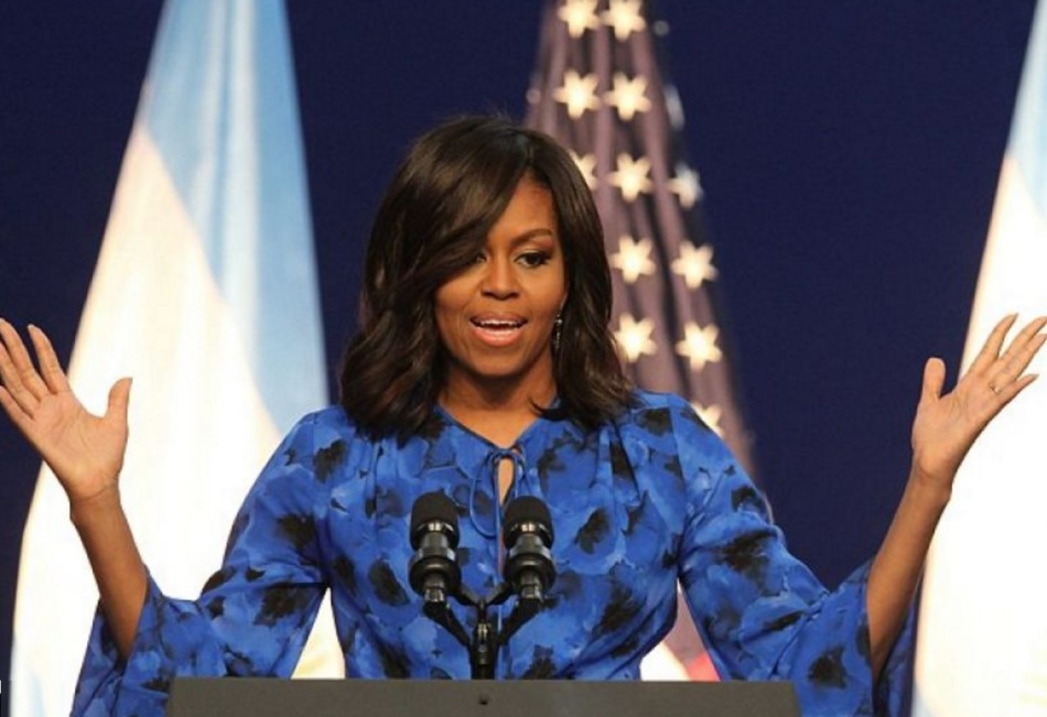 Michelle Obama, Democrat Convention, convenção democrata, 2016 - 3