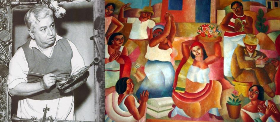 6 de Setembro – 1897 – Di Cavalcanti, pintor e caricaturista brasileiro (m. 1976).