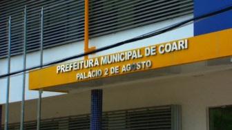2 de Agosto – Prefeitura — Coari (AM) — 85 Anos em 2017.