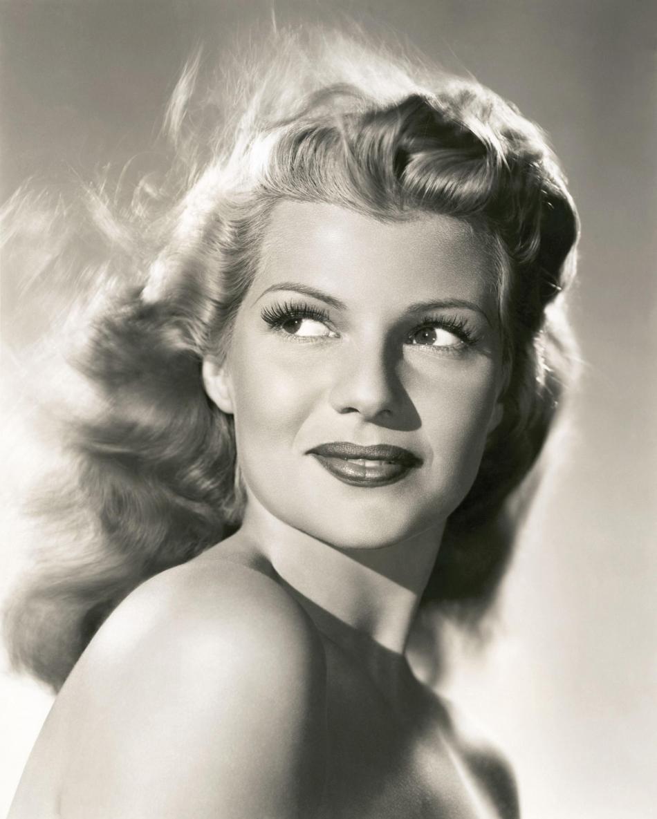 14 de maio - Rita Hayworth