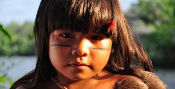 indígina, criança, menina, índio, dia do índio, 19 de abril