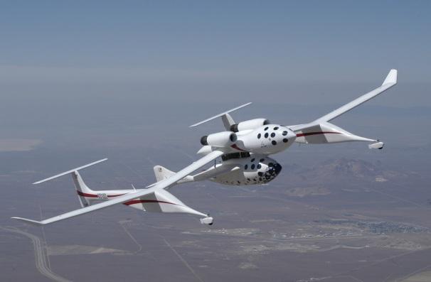 29 de Setembro – 2004 – A SpaceShipOne realiza um bem sucedido voo espacial; a primeira de duas etapas necessárias para ganhar o concurso Ansari X Prize de Burt Rutan.