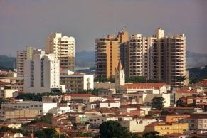 24 de Junho - Vista panorâmica da cidade — São João da Boa Vista (SP) — 196 Anos.