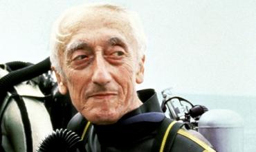 11 de junho - Jacques Cousteau, explorador e inventor francês