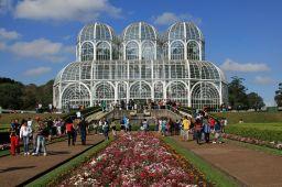 29 de Março - Jardim Botânico de Curitiba (PR).