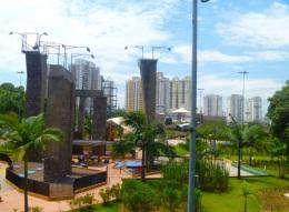 20 de Agosto – Paredes de escalada — São Bernardo do Campo (SP) — 464 Anos em 2017.