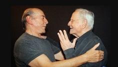 28 de Agosto — Raul Cortez - 1932 – 85 Anos em 2017 - Acontecimentos do Dia - Foto 3 - Raul Cortez e Paulo Autran.