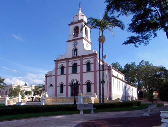 24 de Julho - Igreja Matriz de São João Batista — Itatinga (SP) — 121 Anos em 2017.