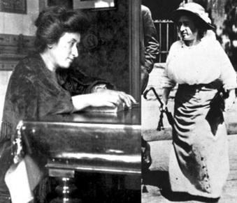 Rosa Luxemburgo, filósofa, marxista, economista, política, líder, 10