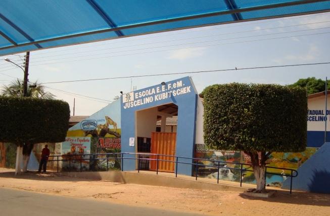 11 de Maio - Santa Luzia D'Oeste (RO) – Escola JK.