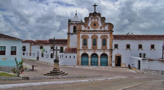12 de Abril - Penedo (AL) Igreja de Santa Maria dos Anjos.