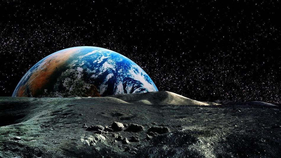 terra, superficie lunar, 22 de abril, dia da terra, climático, sustentabilidade, camada de ozônio