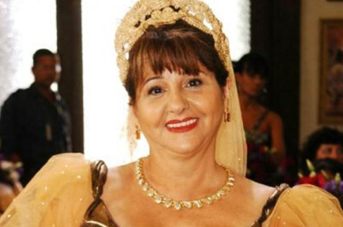 28 de Maio - 1952 — Mara Manzan, atriz brasileira.