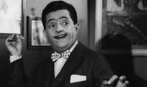 18 de Abril - 1915 — Zé Trindade, comediante brasileiro (m. 1990).