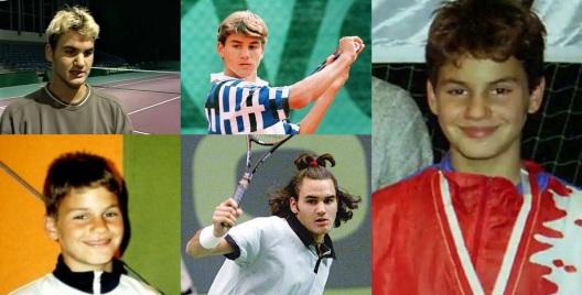 8 de Agosto – Roger Federer - 1981 – 36 Anos em 2017 - Acontecimentos do Dia - Foto 20 - Jovem, young.