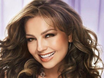 26 de Agosto — 1971 – Thalía, atriz e cantora mexicana.
