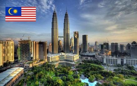 3 de Agosto – 1957 – Proclamação da independência da Malásia. Foto - Kuala Lumpur.