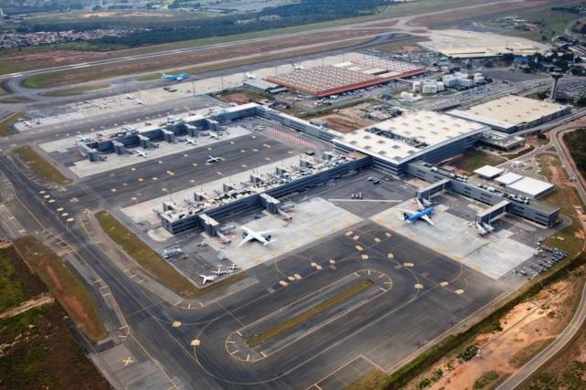 14 de Julho - Aeroporto Internacional de Viracopos — Campinas (SP) — 243 Anos em 2017.