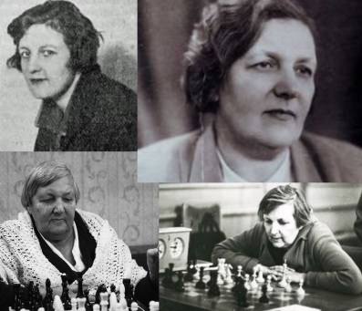 27 de Julho - 1904 – Lyudmila Rudenko, enxadrista russa (m. 1986).