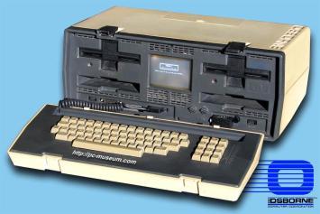 3 de Abril - 1981 — O Osborne 1, o primeiro microcomputador portátil comercialmente bem-sucedido, é lançado pela Osborne Computer Corporation.