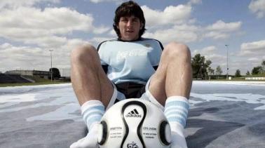 24 de Junho - Lionel Messi.