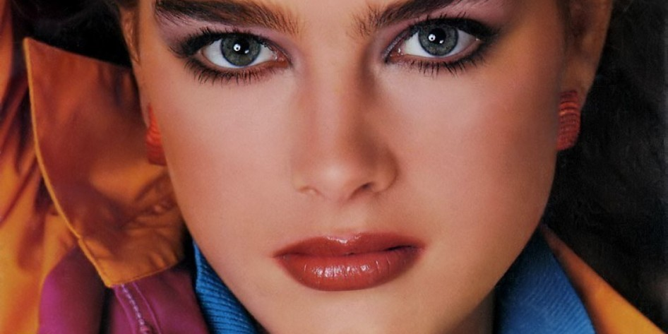 31 de maio - Brooke Shields, atriz e modelo americana