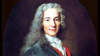 30 de maio - Voltaire, filósofo e poeta francês