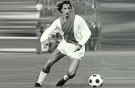 24 de Março - Johan Cruijff - futebolista e treinador de futebol neerlandês