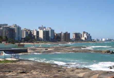 19 de Setembro – Vista panorâmica da orla da cidade — Guarapari (ES) — 126 Anos em 2017.