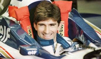 17 de Setembro – 1960 – Damon Hill, ex-piloto britânico de Fórmula 1, campeão em 1996.