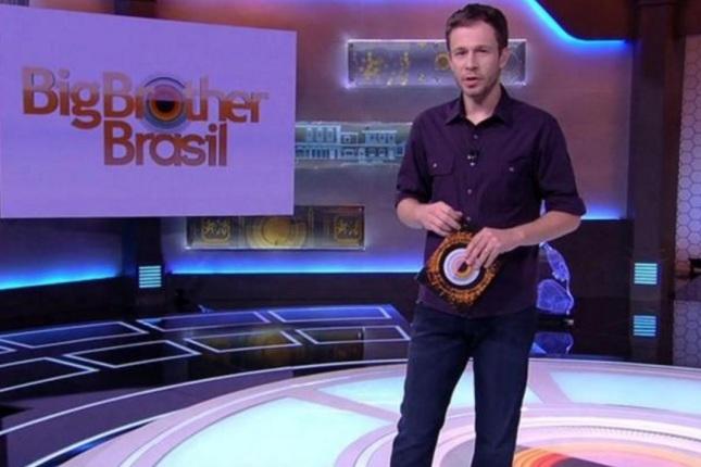 22 de Maio - 1980 - Tiago Leifert, jornalista brasileiro, no Big Brother Brasil.