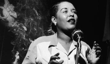 7 de Abril - 1915 - Billie Holiday, cantora norte-americana (m. 1959).