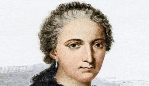 16 de Maio - 1718 - Maria Gaetana Agnesi, matemática italiana (m. 1799).