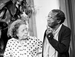31 de Julho - Henriqueta Brieba - 1901 – 116 Anos em 2017 - Acontecimentos do Dia - Foto 7 - Com Grande Otelo.