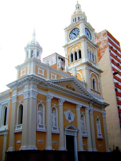 15 de Agosto – Catedral Metropolitana de Sorocaba, matriz da comunidade católica local — Sorocaba (SP) — 363 Anos em 2017.