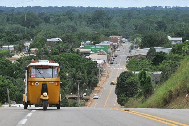 14 de Maio - Assis Brasil (AC) 41 Anos - Acesso à cidade.