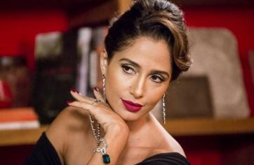14 de Junho - Camila Pitanga, atriz.