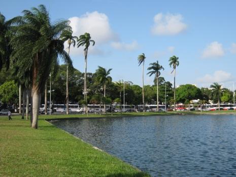 5 de Agosto – Parque Sólon de Lucena, um dos principais pontos turísticos da cidade — João Pessoa (PB) — 432 Anos em 2017.