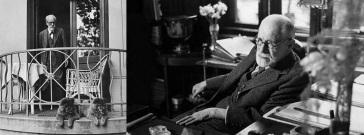 6 de maio - Sigmund Freud - neurologista, fundador da psicanálise.