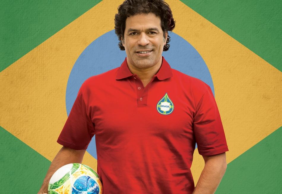 15 de maio - Raí, futebolista brasileiro,seleção