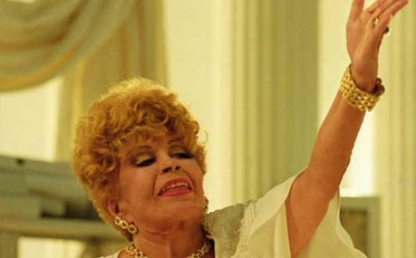 23 de junho - Dercy Gonçalves, atriz brasileira