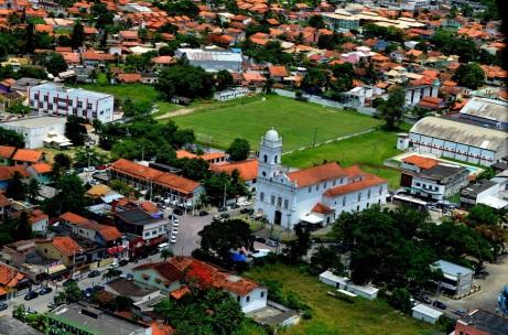 26 de Maio - Foto aérea da cidade de Maricá (RJ) 203 Anos