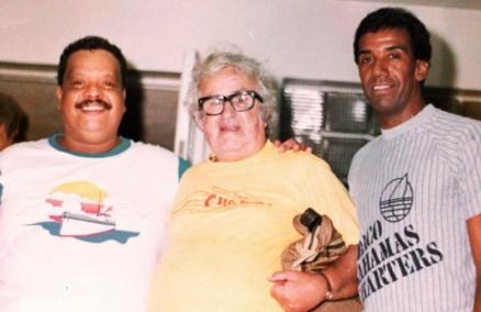 28 de Setembro – Tim Maia - 1942 – 75 Anos em 2017 - Acontecimentos do Dia - Foto 8 - Tim Maia, Chacrinha e Jorge Ben.