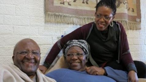 7 de Outubro - Desmond Tutu- 1931 – 86 Anos em 2017 - Acontecimentos do Dia - Foto 16 - Desmond Tutu e Dalai Lama.
