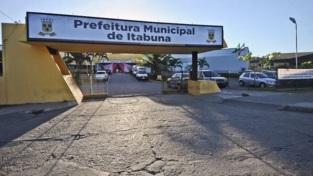 28 de Julho - Prefeitura da cidade — Itabuna (BA) — 107 Anos em 2017.