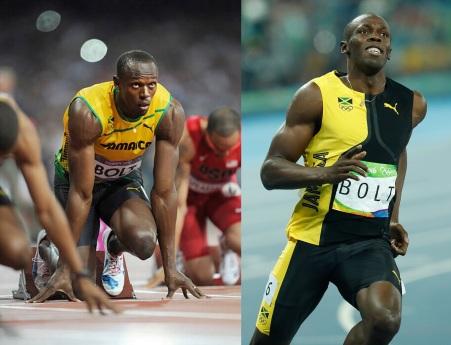 21 de Agosto — CAPA • Usain Bolt - 1986 – 31 Anos em 2017 - Acontecimentos do Dia - Foto 2.