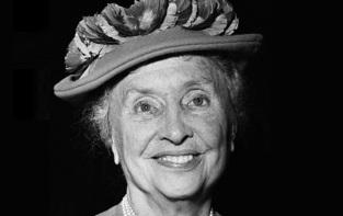 27 de Junho - 1880 – Helen Keller, ativista dos direitos dos portadores de deficiências sensoriais (m.1968).
